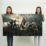 Dissidia Final Fantasy Block Giant Wall Art Poster