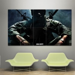 Call of Duty Block Giant Wall Art Poster (P-0024)