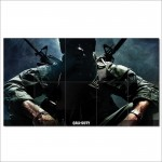 Call of Duty Block Giant Wall Art Poster
