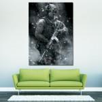 ปสเตอร์ ขนาดใหญ่ เกมส์ คอล ออฟดิวตี้ Call Of Duty