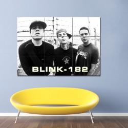โปสเตอร์ ขนาดใหญ่ วงดนตรี บลิงค์ 182  Blink 182 (P-0030)