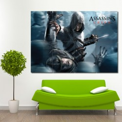 Assassin's Creed 2 Game Block Giant Wall Art Poster (P-0060)
