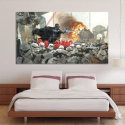 Star wars Empire At War  Block Giant Wall Art Poster (P-0080)