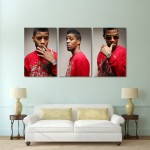 Kid Cudi Block Giant Wall Art Poster