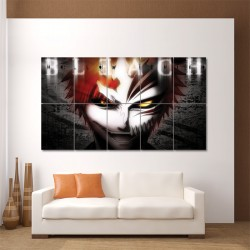 Bleach Hollow Ichigo Block Giant Wall Art Poster (P-0106)