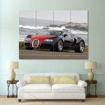 Bugatti Veyron Block Giant Wall Art Poster