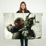 โปสเตอร์ ขนาดใหญ่  เกมส์ Crysis 3  เกมส์ครายซิส