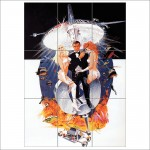 James Bond  007 Diamonds are Forever , Wand-Kunstdruck, Riesenposter , Poster