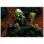 โปสเตอร์ ขนาดใหญ่ หนัง Yoda Star Wars โยดา สตาร์วอร์ส