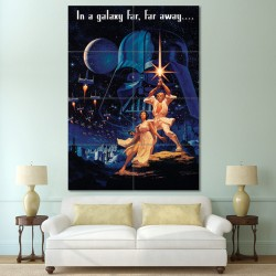 Star Wars Hildebrandt  Block Giant Wall Art Poster (P-0261)