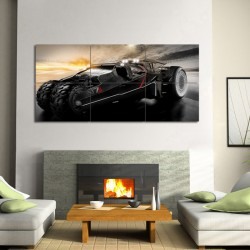 Mass Effect Mobile Car Block Giant Wall Art Poster (P-0300)