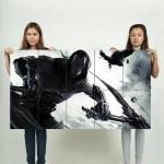 Darksiders Video Games Block Giant Wall Art Poster