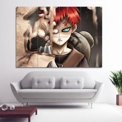 Gaara - Naruto Block Giant Wall Art Poster (P-0339)