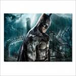 โปสเตอร์ แบทแมน ขนาดใหญ่ เกมส์ Batman Arkham Asylum Game