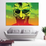 MF Doom DJ Block Giant Wall Art Poster