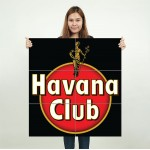 Havana Club Block Giant Wall Art Poster