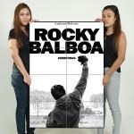 โปสเตอร์ ขนาดใหญ่  หนัง Rocky Balboa Boxing ร็อคกี้