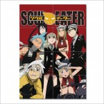 Soul Eater Manga Anime Block Giant Wall Art Poster