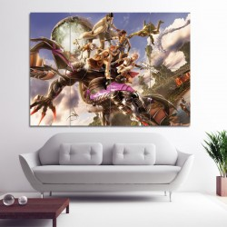 Final Fantasy XIII  Block Giant Wall Art Poster (P-0382)