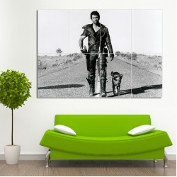 MAD MAX Block Giant Wall Art Poster (P-0421)