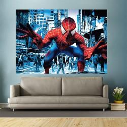 โปสเตอร์ ขนาดใหญ่ สไปเดอร์แมน Spider Man Edge Of Time (P-0429)