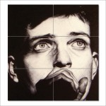 Joy Division Ian Curtis  Block Giant Wall Art Poster