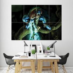 Soul Reaver 2 XBOX PS3 Block Giant Wall Art Poster (P-0435)