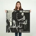 โปสเตอร์ ขนาดใหญ่ ภาพ The Specials 2 Tone Ghost Town