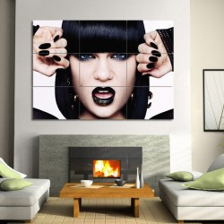 Jessie J Block Giant Wall Art Poster (P-0453)