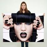 โปสเตอร์ ขนาดใหญ่  นักร้อง Jessie J เจสซี เจ