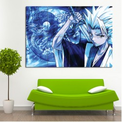 Hitsugaya Toushiro Bleach Anime Block Giant Wall Art Poster (P-0455)