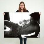 โปสเตอร์ ขนาดใหญ่ หนัง แวมไพร์ ทไวไลท์ Taylor Lautner