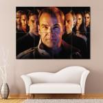 Criminal Minds TV  Block Giant Wall Art Poster