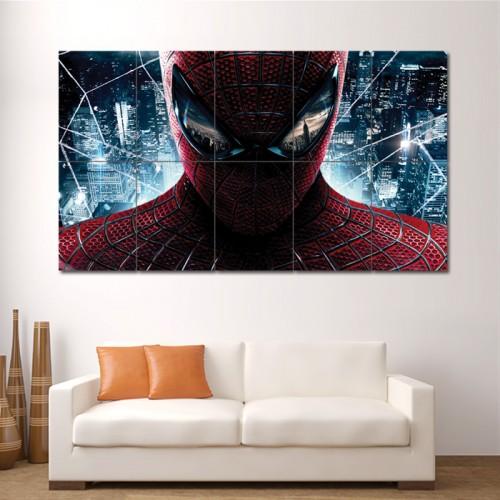 โปสเตอร์ ขนาดใหญ่ การ์ตูน Amazing Spiderman สไปเดอร์แมน