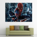 Amazing Spider-Man Block Giant Wall Art Poster