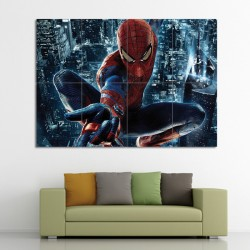 Amazing SpiderMan Block Giant Wall Art Poster (P-0548)