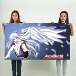 Angel Beats 3 Block Giant Wall Art Poster