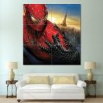 โปสเตอร์ ขนาดใหญ่ หนัง Spiderman 3 สไปเดอร์แมน