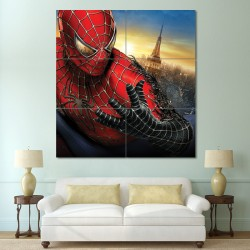 Spiderman 3 Block Giant Wall Art Poster (P-0578)