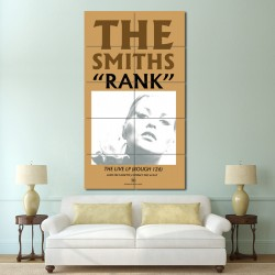 The Smiths Rank Queen Is Dead Block Giant Poster (P-0619)