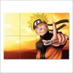 โปสเตอร์ ขนาดใหญ่ การ์ตูน นินจานารูโตะ Naruto Uzumaki นารูโตะ