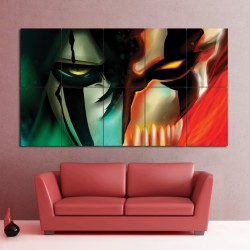 Bleach Anime Version 3 Block Giant Wall Art Poster (P-0644)