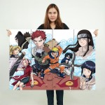 Naruto Manga Anime Version 2 Wand-Kunstdruck Riesenposter
