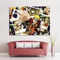 โปสเตอร์ ขนาดใหญ่ การ์ตูน นินจานารูโตะ Naruto Manga Anime (P-0675)