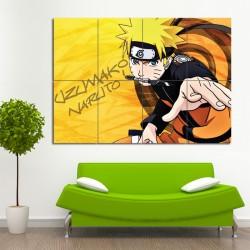 โปสเตอร์ ขนาดใหญ่ ภาพการ์ตูน Naruto Uzumaki  นารูโตะ (P-0678)