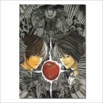 Death Note Block Giant Wall Art Poster