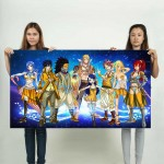 Fairy Tail Manga Anime Wand-Kunstdruck Riesenposter
