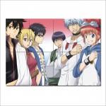โปสเตอร์ ขนาดใหญ่ ภาพการ์ตูนอนิเมะ สเก็ต ดานซ์ Sket Dance Manga Anime