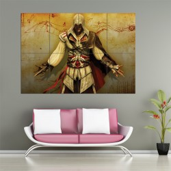 Assassin's Creed Block Giant Wall Art Poster (P-0758)