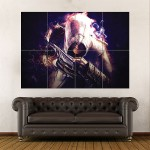 Assassin's Creed Version 4 Block Giant Wall Art Poster
